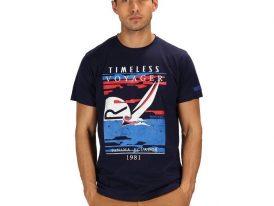 Pánske tričko Regatta Cline III RMT179