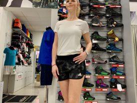 Dievčenské/dámske športové šortky Adidas Training Marathon Shorts
