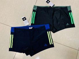 Pánske plavecké plavky Adidas Fit Boxer Colorblock