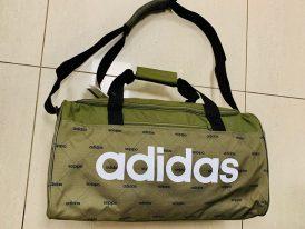 Športová cestovná taška Adidas Linear Sport Bag Graphic Small