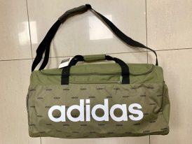 Športová cestovná taška Adidas Linear Sport Bag Graphic Medium