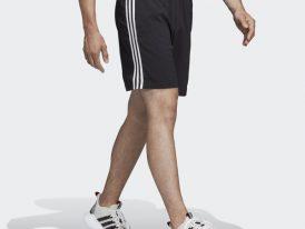 Pánske športové šortky Adidas 3 stripes Chelsea 2019