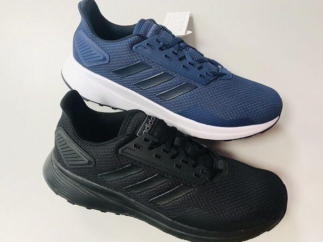 Pánska športová obuv Adidas Duramo 9 CloudFoam Comfort Jar/Leto 2020