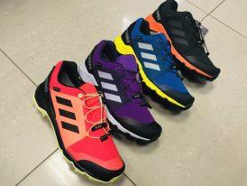 Nízka gore-texová turistická obuv Adidas Terrex GTX Continental K new colors