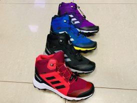 GORE-TEXová turistická obuv Adidas Terrex Mid GTX Continental K new colors 2021