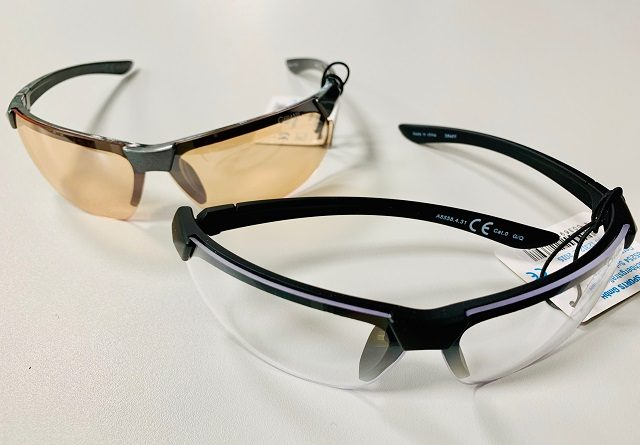 Športové okuliare s keramickým sklami ALPINA Draff Ceramic
