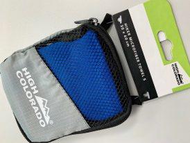 Cestovný uterák High Colorado Hiker Microfiber Towel S