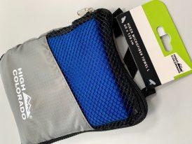 Cestovný uterák High Colorado Hiker Microfiber Towel L
