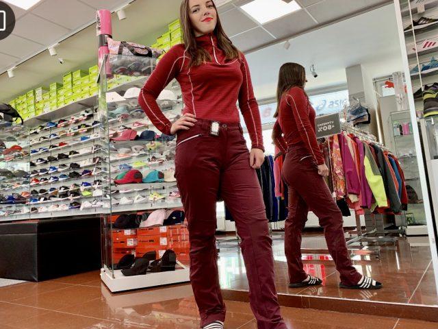 2021/22 AKCIA nová kolekcia: Dámske nohavice Regatta Womens Questra III