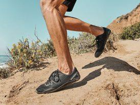 AKCIA 2021: Barefoot pánska obuv MERRELL Vapor Glove 5 black