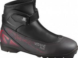 Dámska obuv na bežky Salomon Vitane 7 Plus Prolink (NNN) ZIMA 2019/20