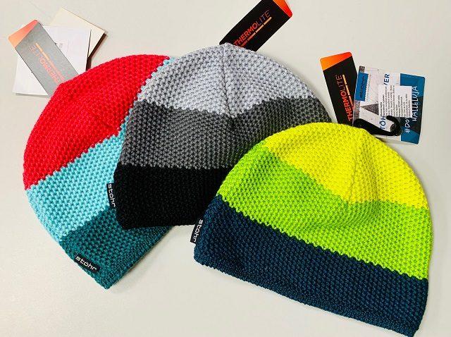 Zimné čiapky STÖHR Mutze Vilt Virgin Wool Zima 2019/20