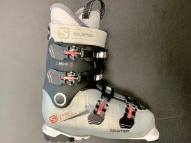 AKCIA: dámske lyžiarky Salomon X PRO R80 W Wide