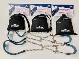 Protišmykové hroty/reťaze SNOWLINE Chainset City Spikes 2019/20