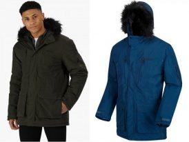 Zimná bunda Regatta Salinger RMP235