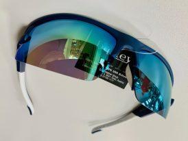 Športové okuliare Basley 7918 blue matt