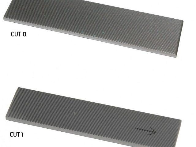 Náhradné pilníky na brúsenie hrán lyží Stuf Ersatzfeile Fine, Medium ZIMA 2019/20