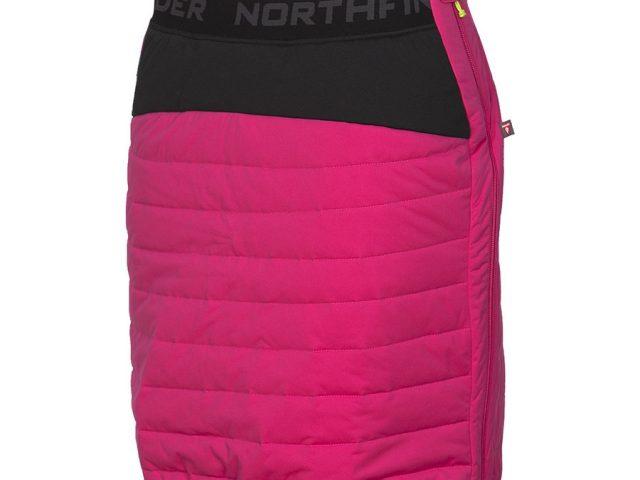 Dámska Primaloft sukňa NORTHFINDER Helenia Insulated Skirt