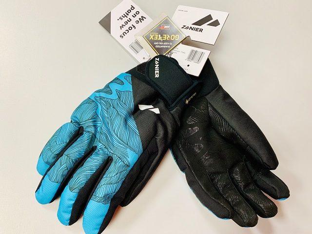 Lyžiarske rukavice ZANIER Free GORE-TEX® ZIMA 2019/20