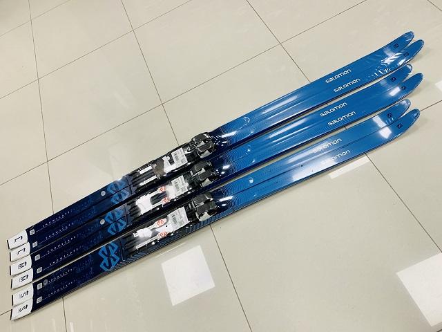 Dámske nordic cruising bežky Salomon Snowscape 7 Vitane + viazanie Prolink 2019/20