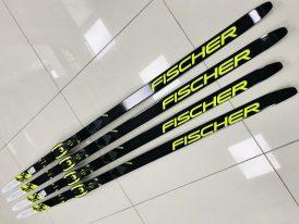 Bežecké lyže FISCHER SC Skate IFP + viazanie Fischer Race Skate IFP
