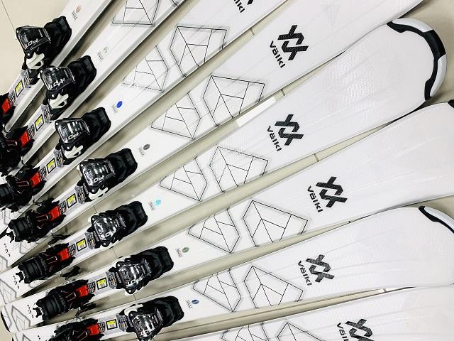 Dámske lyže s viazaním Volkl Flair 7.4 ZIMA 2019/20