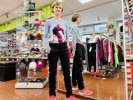 Dámske softshellové nohavice GTS Thermo Softpant Ladies