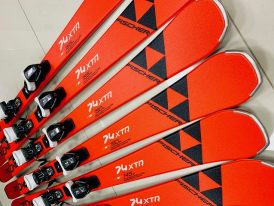 AKCIA lyže: FISCHER XTR RC One 74 SLR PRO + lyžiarske viazanie Fischer