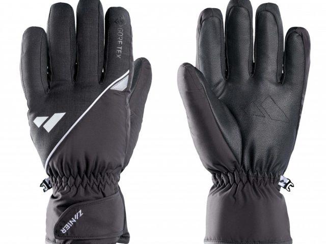 Lyžiarske rukavice ZANIER Budor GORE-TEX® ZIMA 2019/20