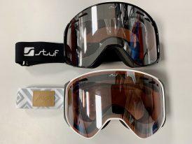 Lyžiarske okuliare na dioptrické okuliare STUF Vision OTG ZIMA 2019/20