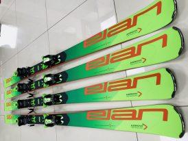 AKCIA: Zjazdové lyže s viazaním obráčky ELAN GSX PRO Arrow