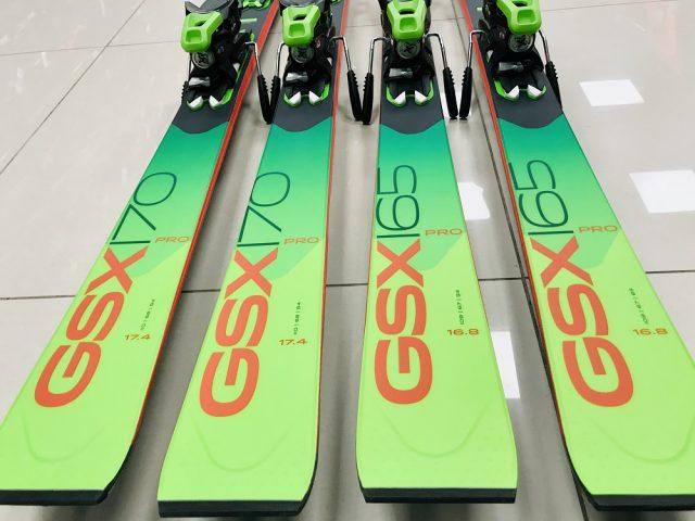 AKCIA: Zjazdové lyže s viazaním obráčky ELAN GSX PRO Arrow ZIMA 2019/20