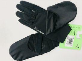 Zimné športové rukavice s návlekom cez prsty SILVINI Isonzo W-proof Gloves ZIMA 2019/20