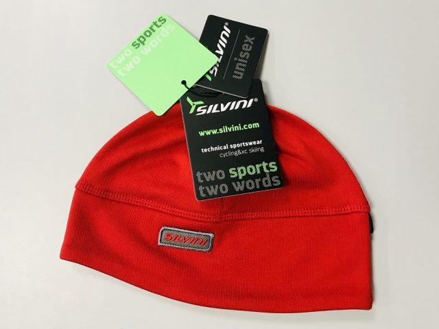 Športová čiapka na bežky SILVINI Paglia POWERterm