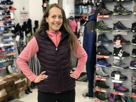 Dámska zimná športová prešívaná vesta High Colorado Toronto Women´s Padded Vest