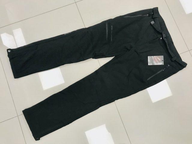 2021/22 AKCIA nová kolekcia: Pánske softshellové nohavice GTS Softshell Pant 6002 M