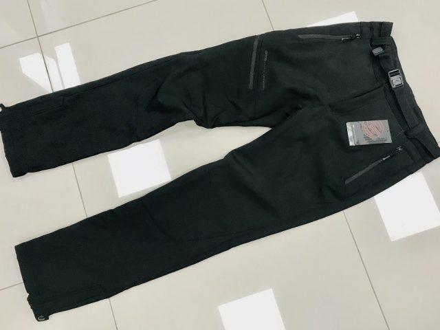 Dámske softshellové nohavice GTS Softshell Pant 6002 L ZIMA 2019/20