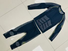 GTS SEAMLESS SPORTpánske termoprádlo set: tričko + nohavice ZIMA 2019/20
