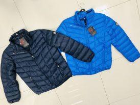 Pánska zimná warmloft bunda GTS Polyfill Hoody Padded Jacket