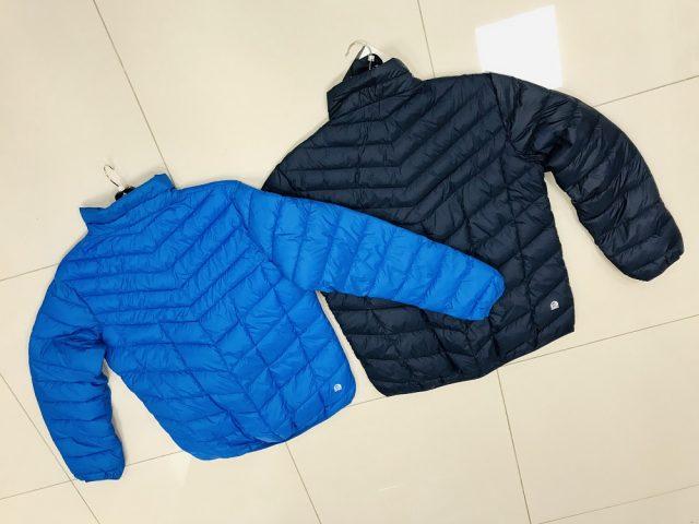 Pánska zimná warmloft bunda GTS Polyfill Hoody Padded Jacket ZIMA 2019/20