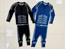 AKCIA: GTS SEAMLESS SPORT pánske termoprádlo set: tričko + nohavice ZIMA 2020/21