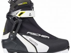 Dámska obuv na bežecké lyžovanie, korčuľovanie FISCHER RC Skate WS ZIMA 2019/20