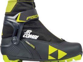 Športová obuv na bežky FISCHER JR COMBI (Klasik + Skate) ZIMA 2019/20