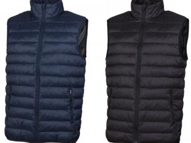 Pánske zimné športové zateplené vesty High Colorado Toronto Men´s Padded Vest