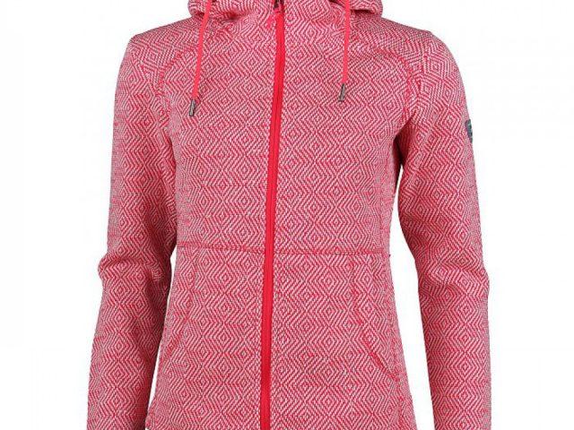 Dámska thermo bunda High Colorado Bergamo Strickfleece Jacket