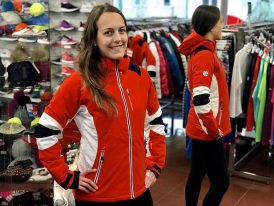 Dámska lyžiarska bunda GTS Skijacket 20.000 Ladies