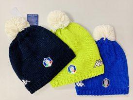 FISI zimné čiapky Kappa 6Cento Flock FISI ZIMA 2019/20