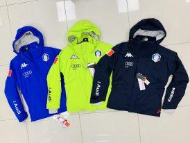 FISI lyžiarska reprezentačná bunda Kappa 6CENTO 650A FISI ZIMA 2019/20