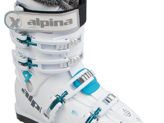 AKCIA: Dámska lyžiarska obuv ALPINA Eve X4 Allround Performance ZIMA 2020/21