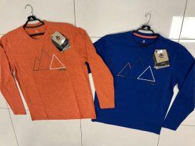 AKCIA: Pánske tričko s dlhým rukávom BERG Corujas TECH LG-Sleeve T-Shirt